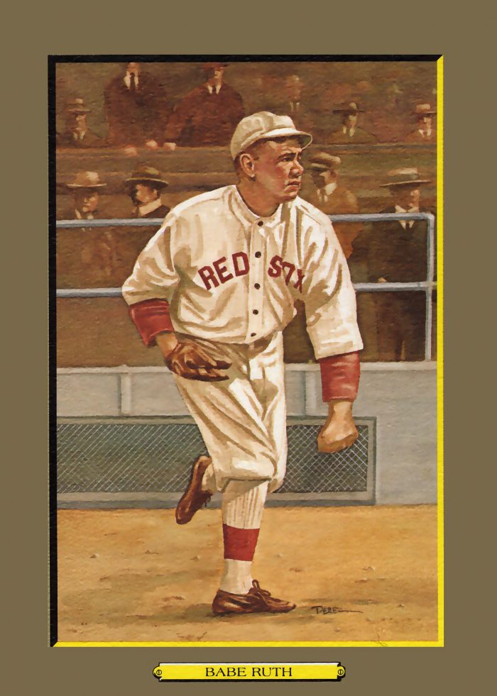Card 1- Babe Ruth