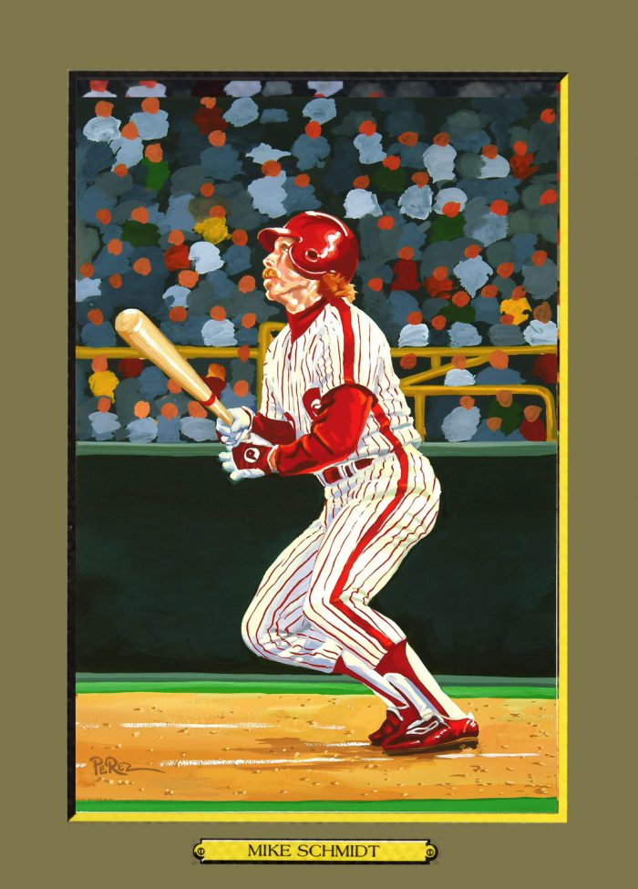 CARD 100 – MIKE SCHMIDT
