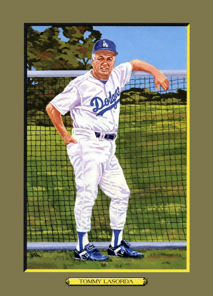 CARD 102 – TOMMY LASORDA