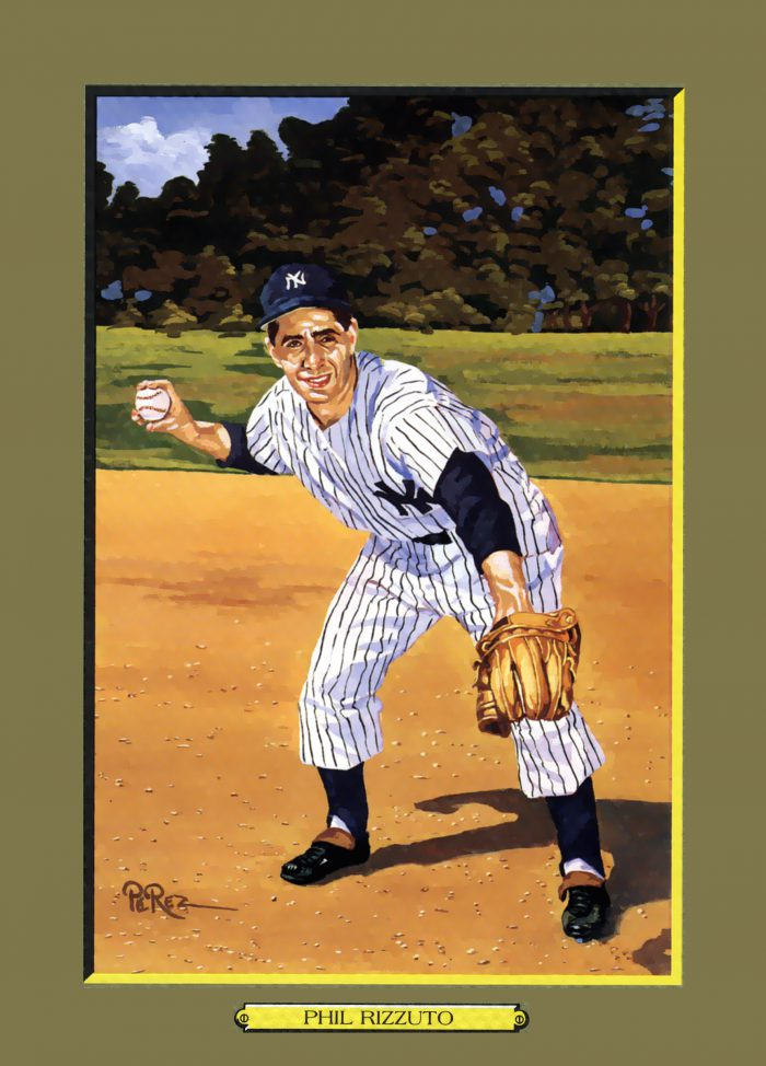 CARD 106 – PHIL RIZZUTO