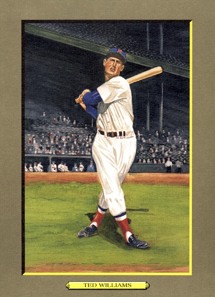 Card 13- Ted Williams