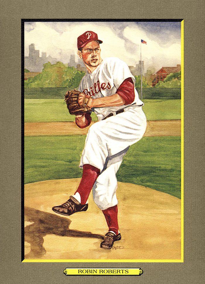 Card 17- Robin Roberts