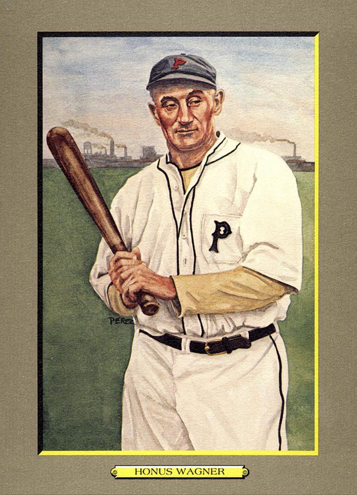 Card 24- Honus Wagner