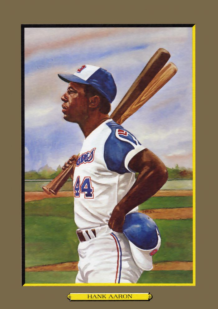 Card 9- Hank Aaron