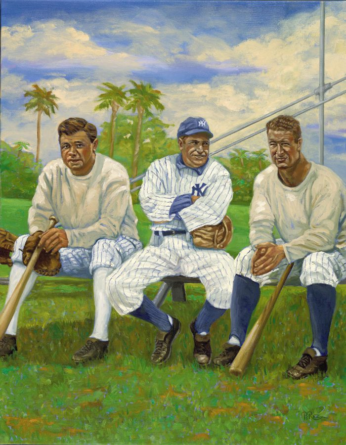 Ruth, McCarthy, and Gehrig