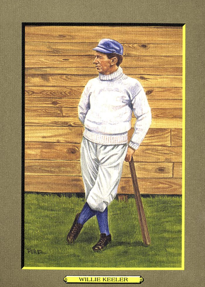 CARD 25 – WILLIE KEELER