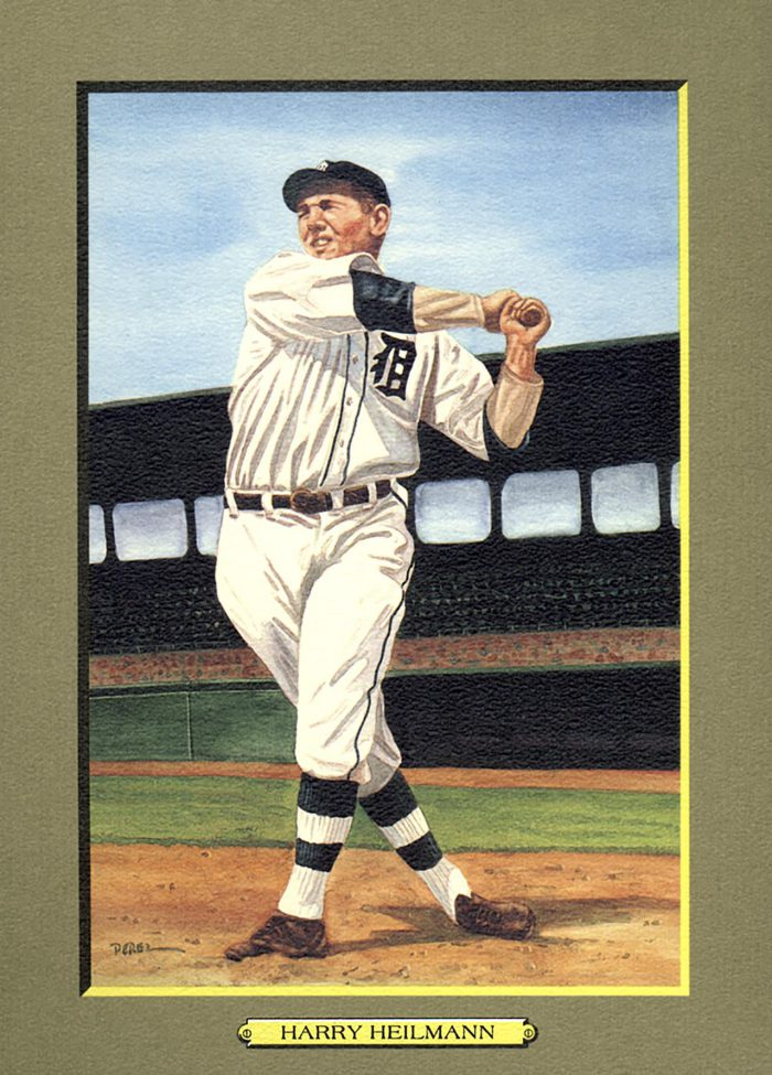 CARD 47 – HARRY HEILMANN