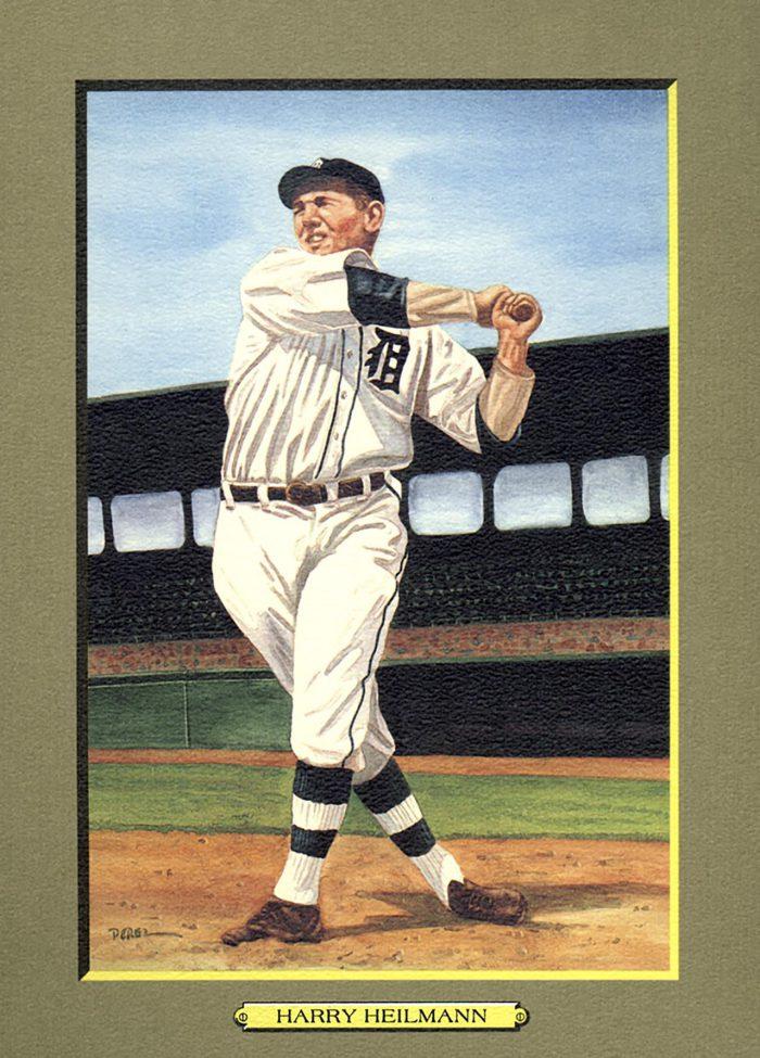 CARD 47 – HARRY HEILMANN