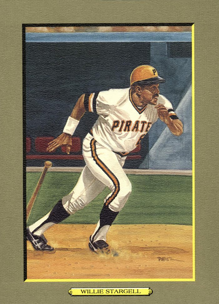 CARD 38 – WILLIE STARGELL