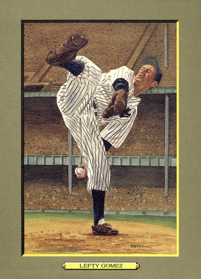 CARD 44 – LEFTY GOMEZ