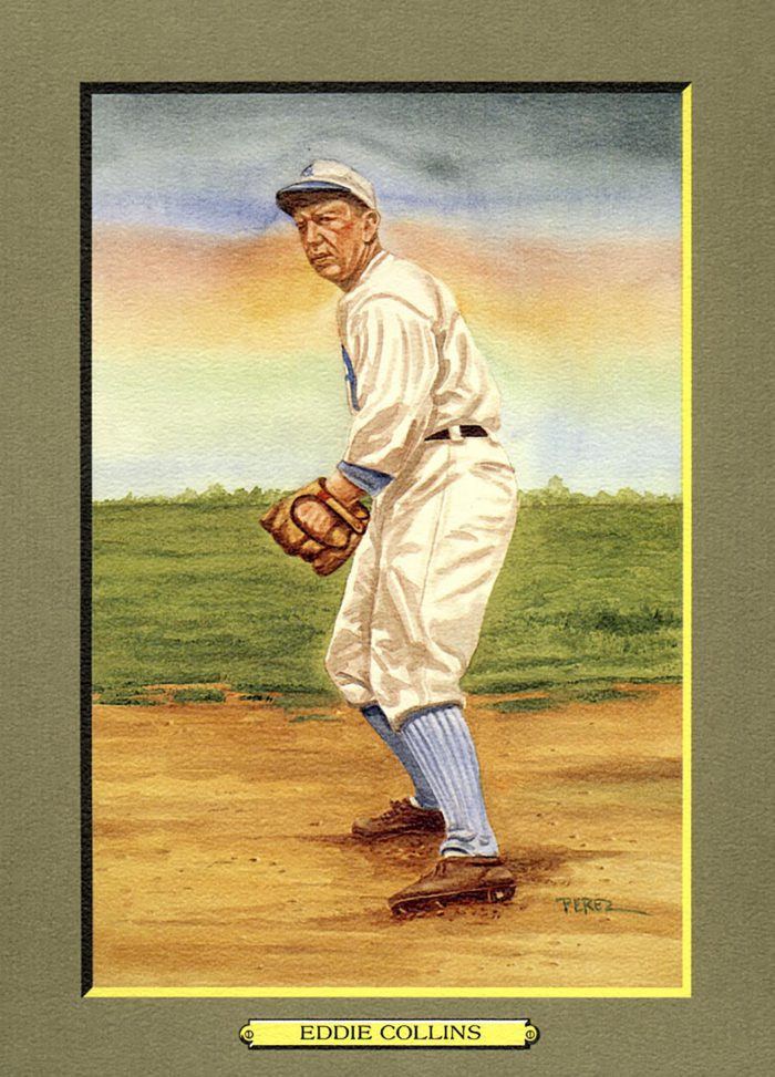 CARD 45 – EDDIE COLLINS