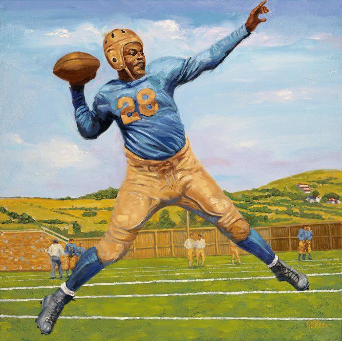 Jackie Robinson UCLA