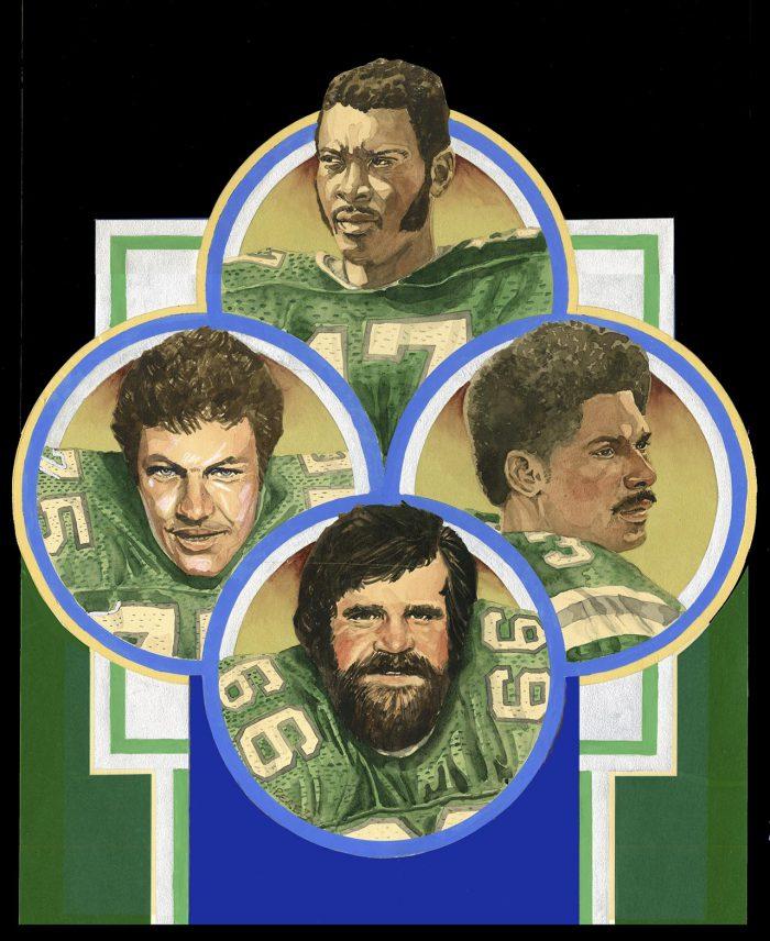 79 Eagles Pro Bowl Participants