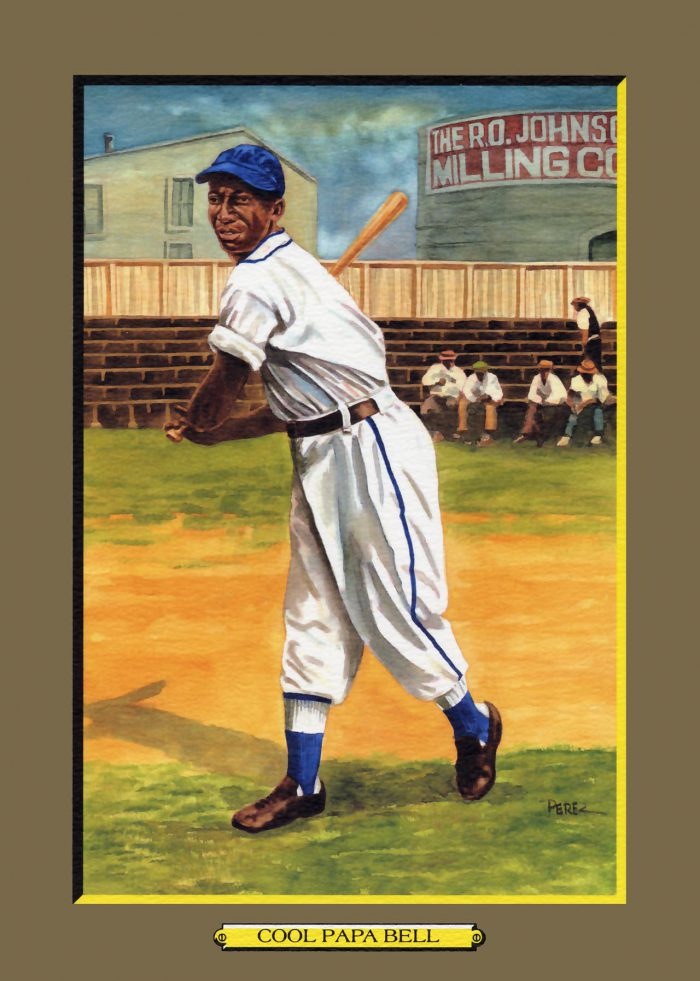 CARD 51 – COOL PAPA BELL