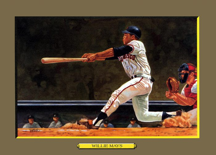 CARD 65 – WILLIE MAYS