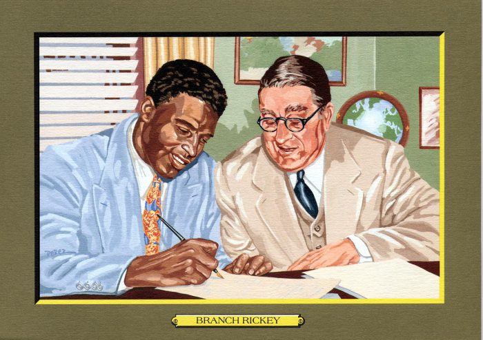 CARD 84 – BRANCH RICKEY