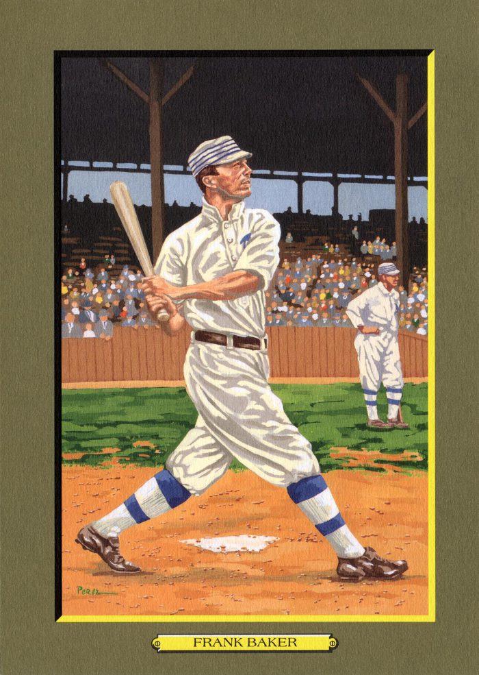 CARD 76 – FRANK BAKER