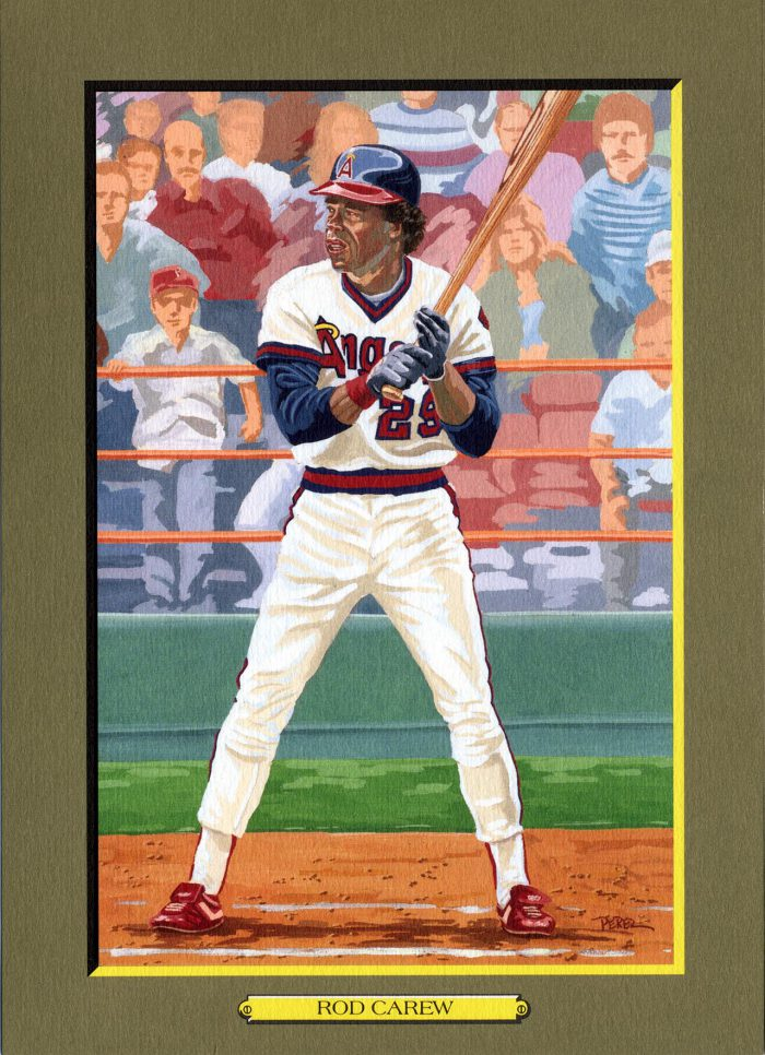 CARD 77 – ROD CAREW