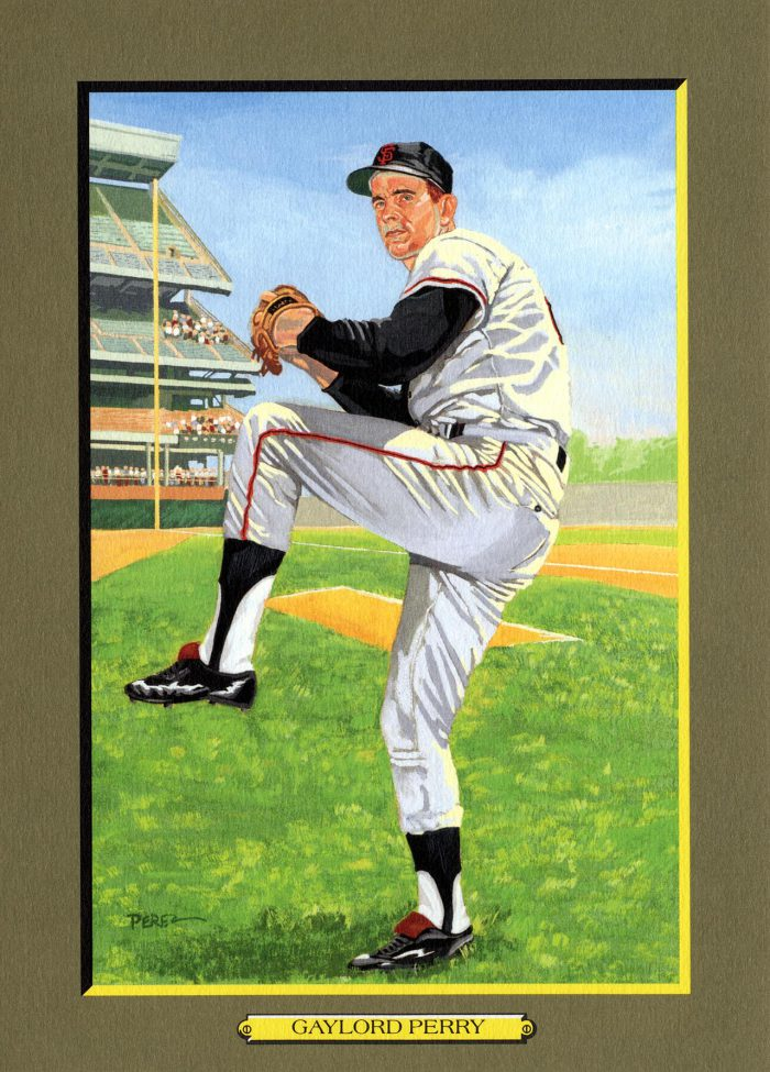 CARD 79 – GAYLORD PERRY