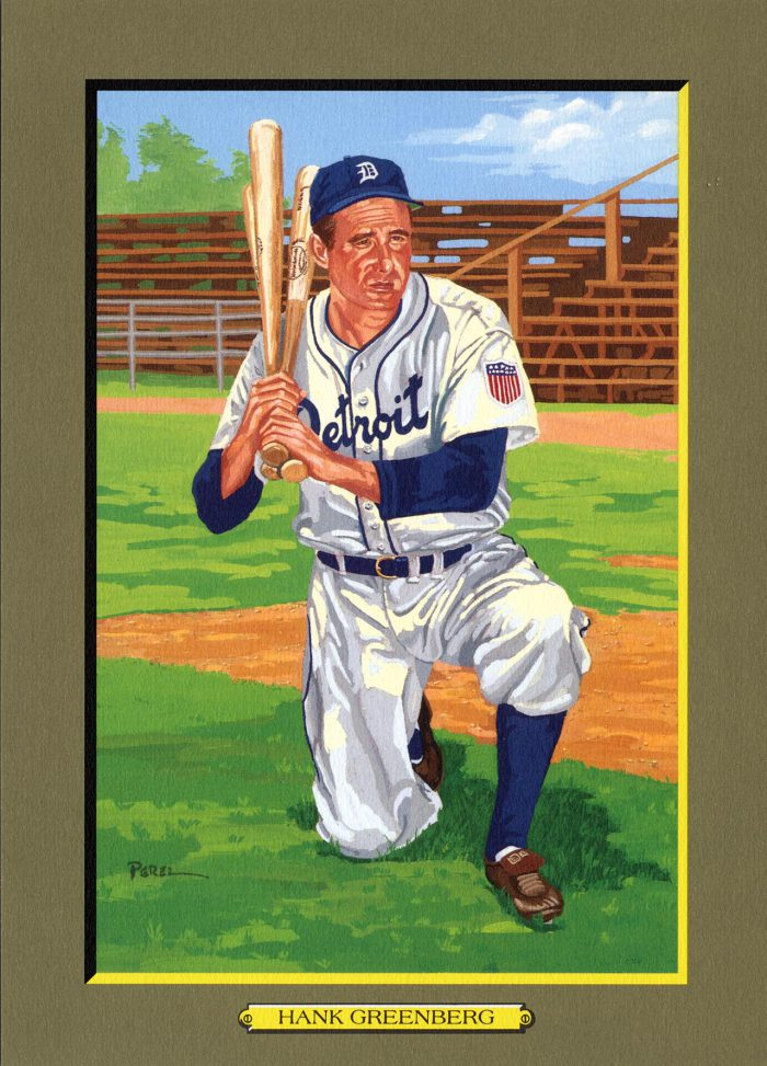 CARD 88 – HANK GREENBERG