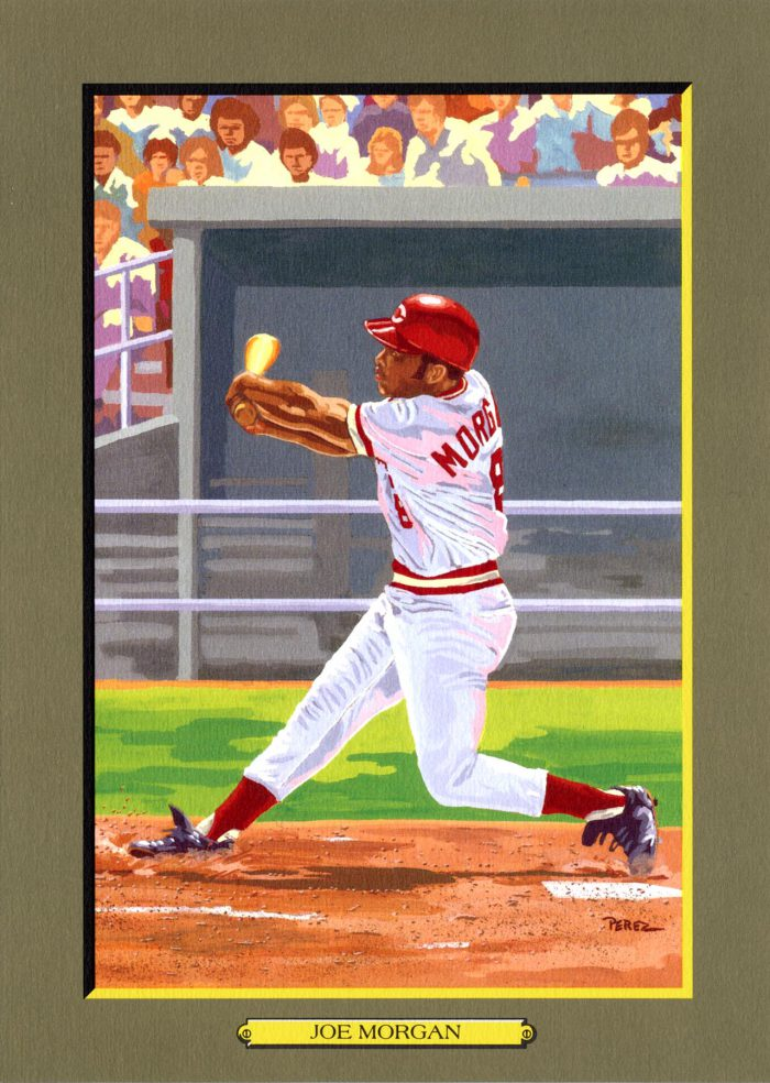 CARD 89 – JOE MORGAN