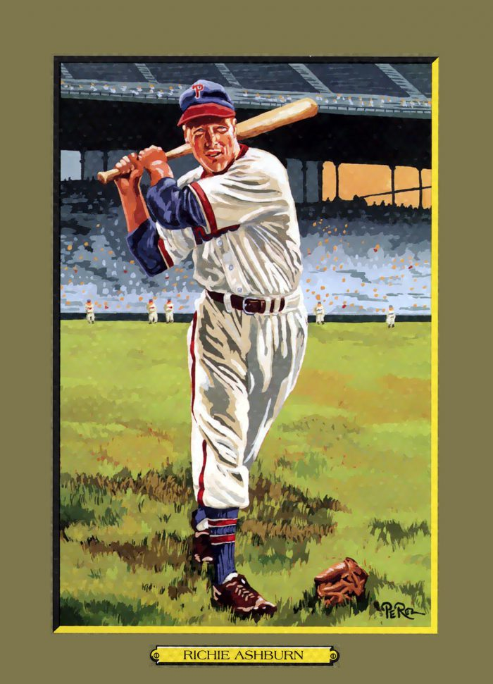 CARD 98 – RICHIE ASHBURN