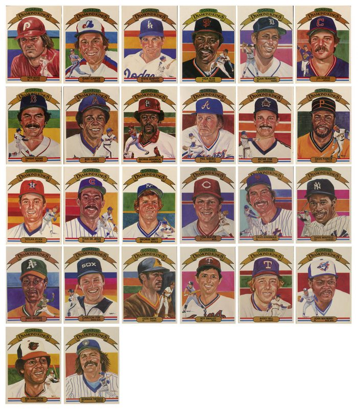 1982 Diamond Kings