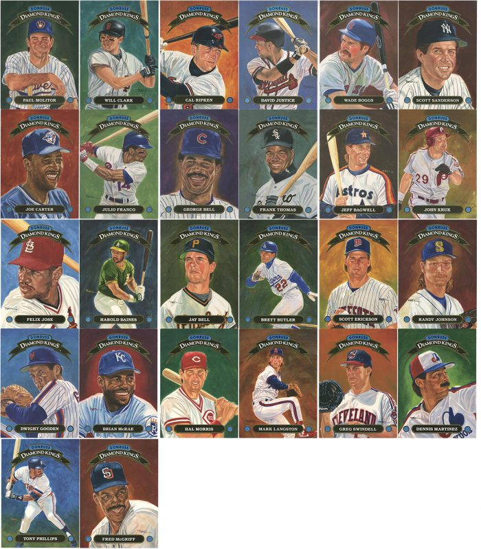 1992 Diamond Kings