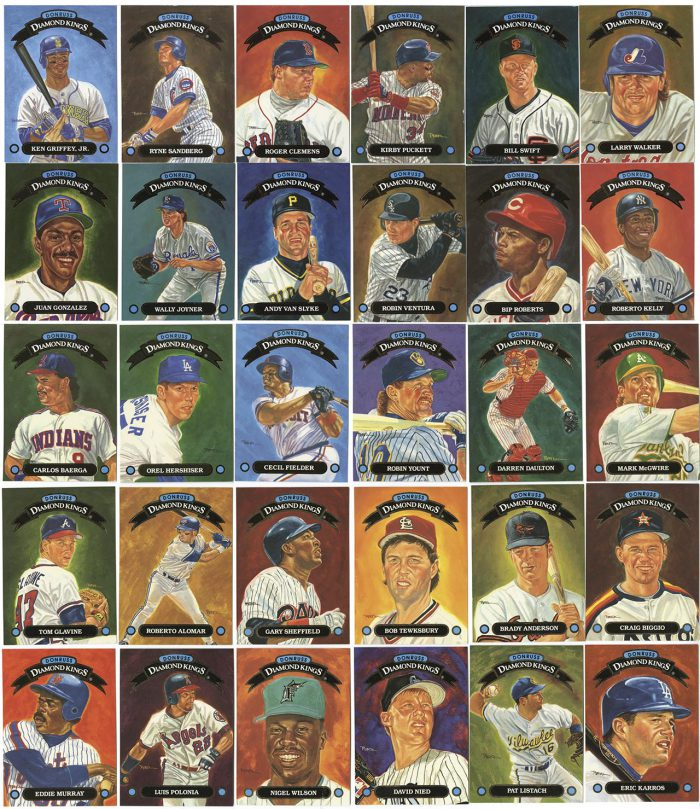 1993 Diamond Kings