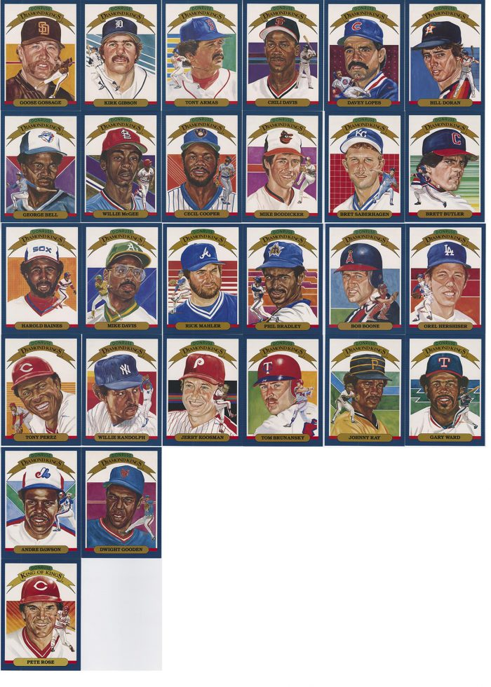 1986 Diamond Kings