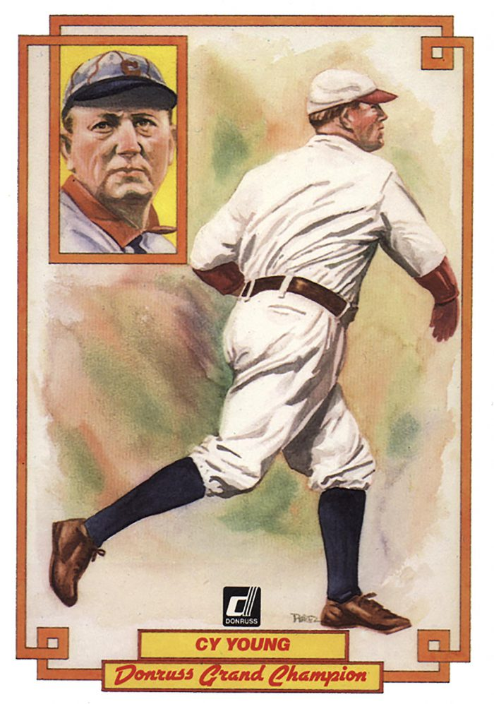 Cy Young, card 31