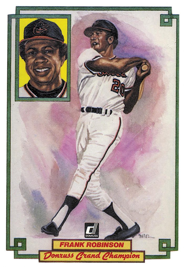 Frank Robinson, card 43