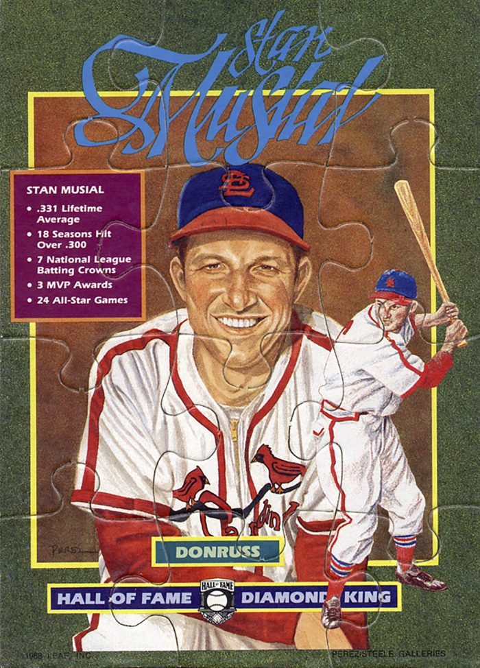 Stan Musial, 1988