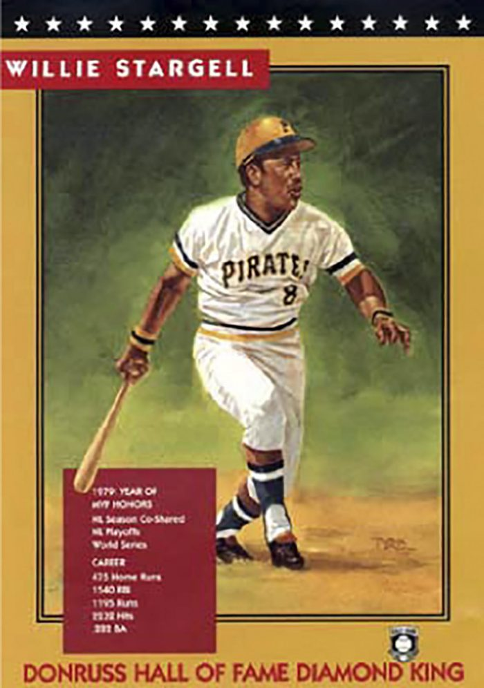 Willie Stargell, 1991