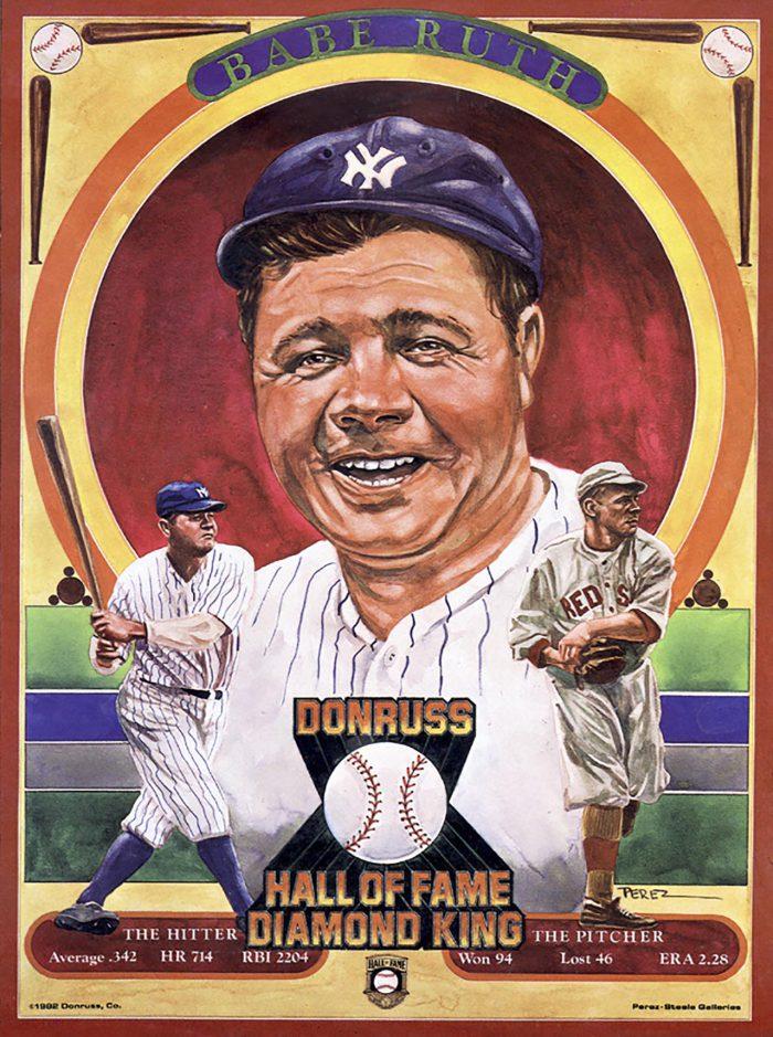 Babe Ruth, 1982