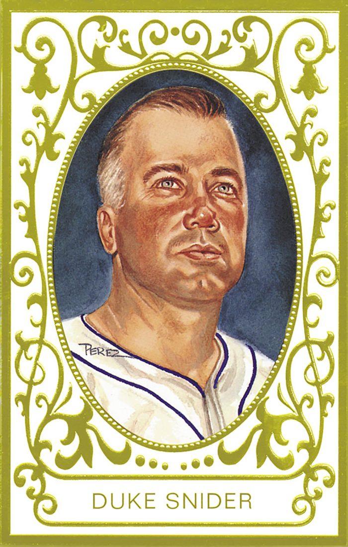 Duke Snider, 1909 Ramly