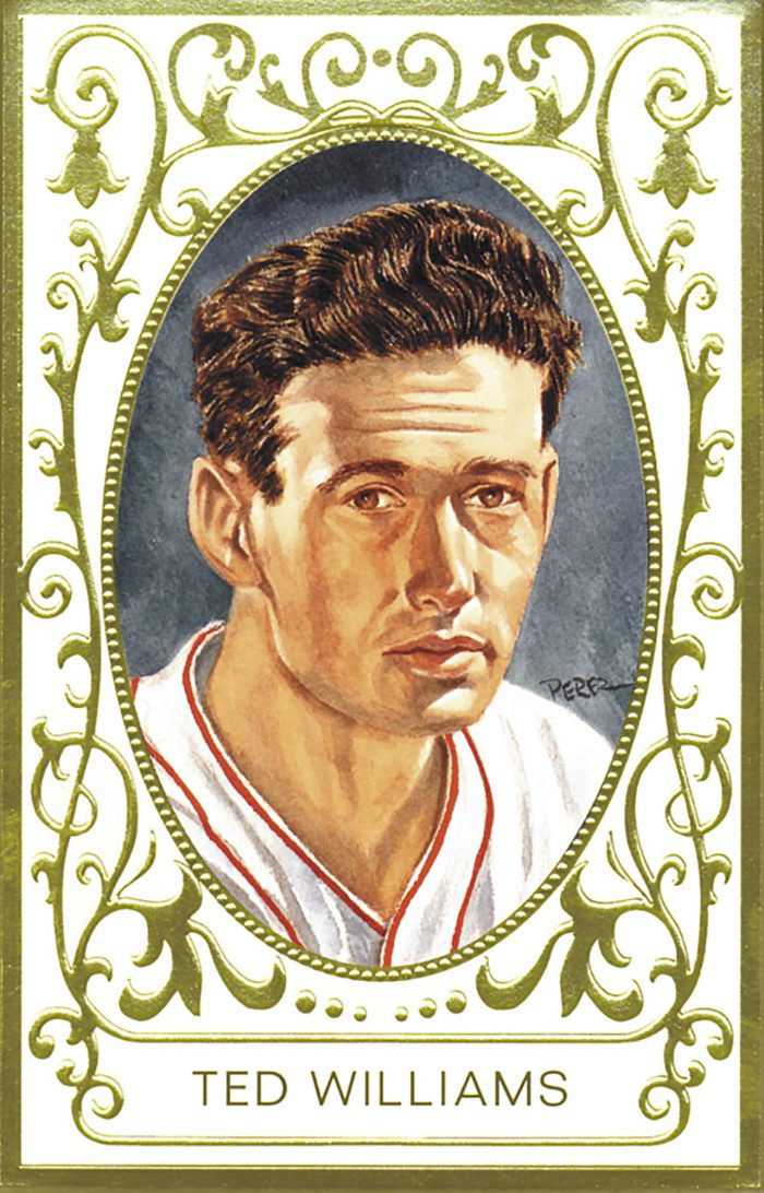 Ted Williams, 1909 Ramly