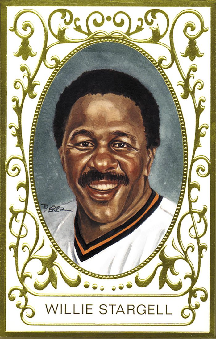 Willie Stargell, 1909 Ramly