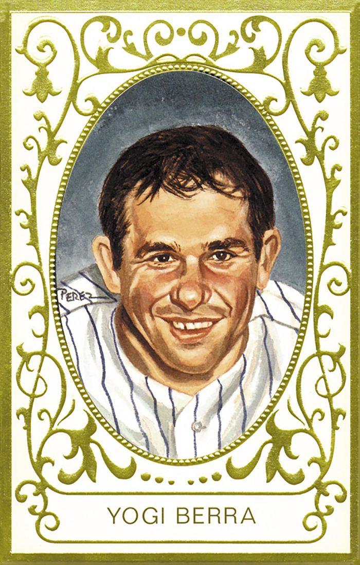 Yogi Berra, 1909 Ramly