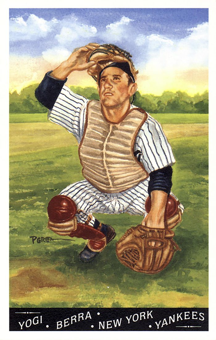Yogi Berra, 1888 Goodwin Champions