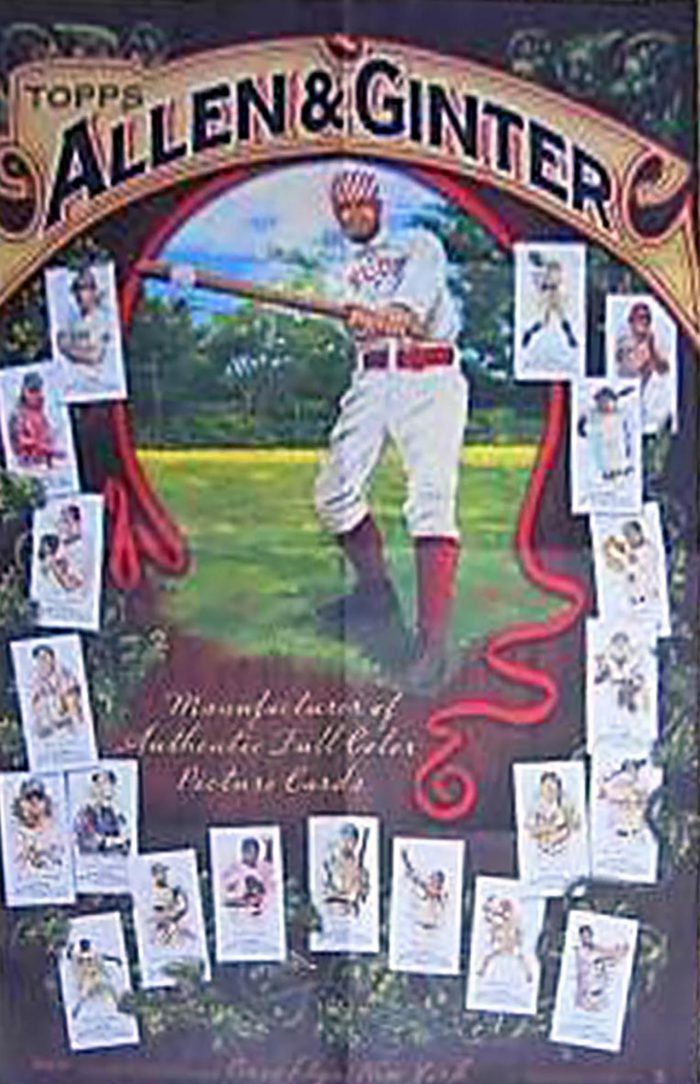 A&G Poster, Pujols