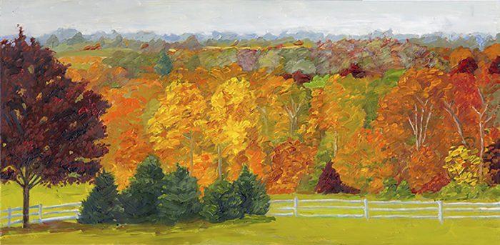 Birchrunville Landscape