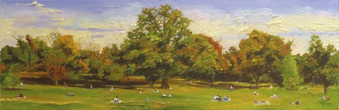 Long Meadow, Prospect Park