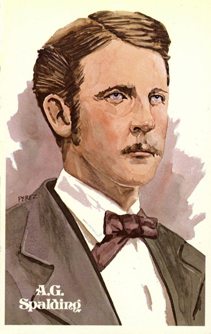 A. G. Spalding