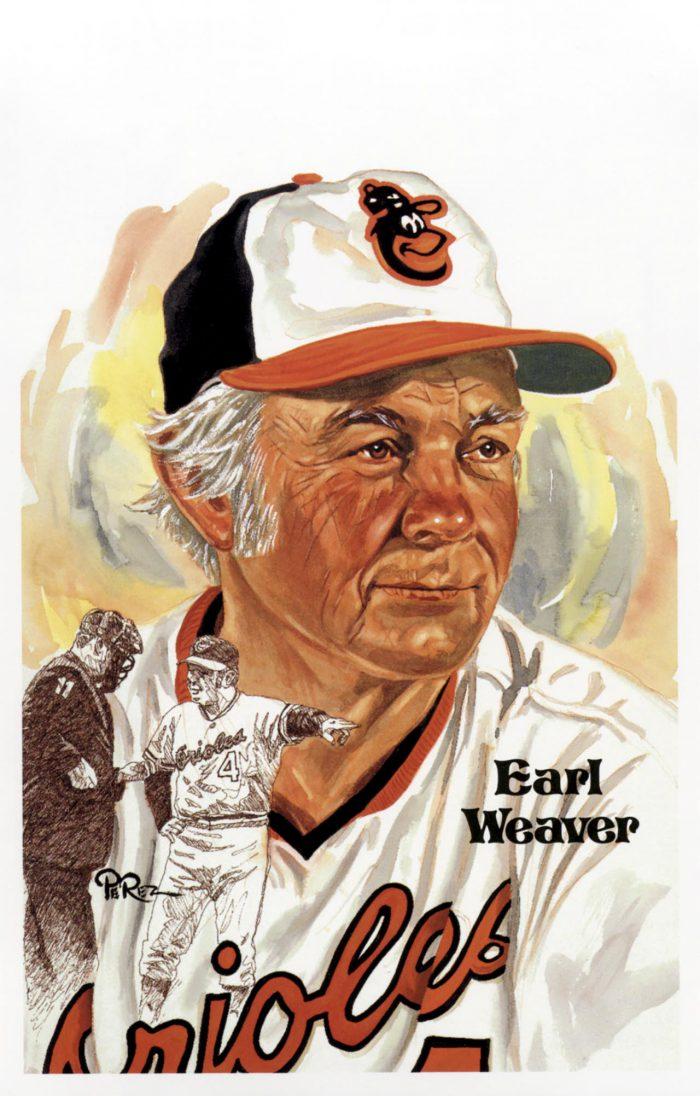 Earl Weaver