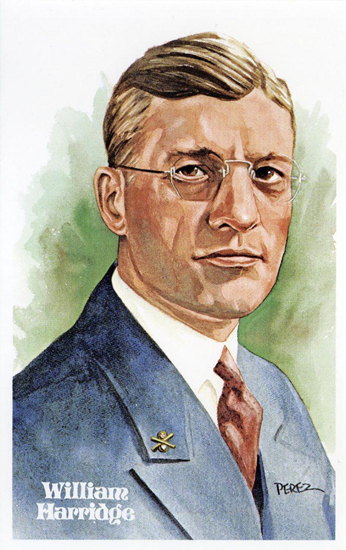 William Harridge