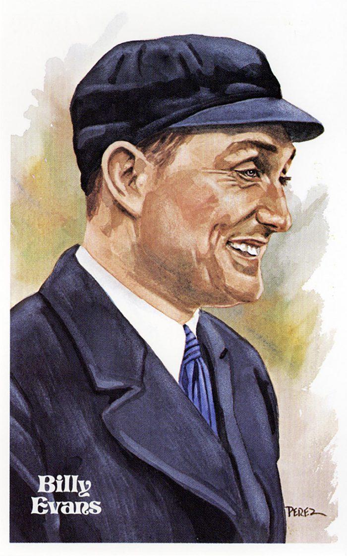 Billy Evans