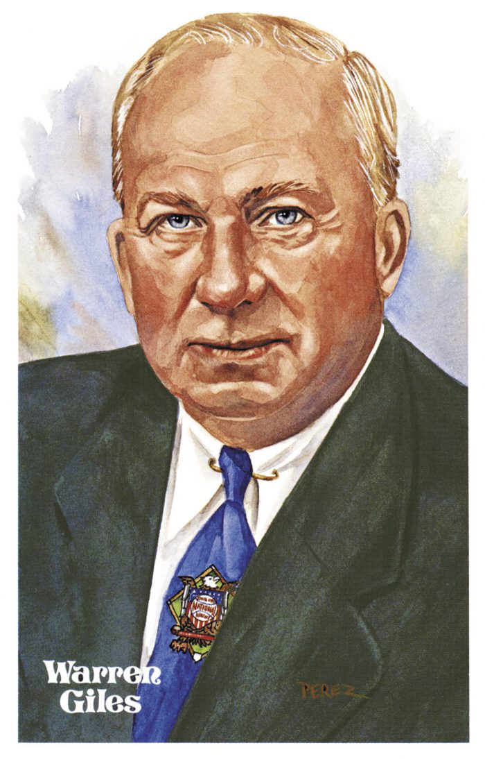 Warren Giles