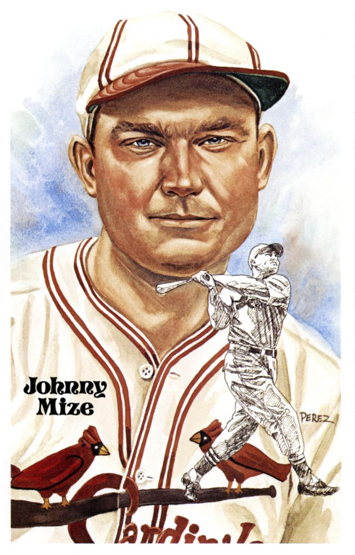 Johnny Mize