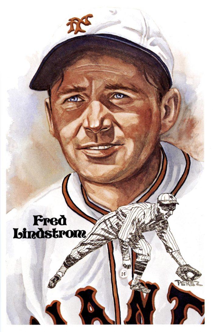 Fred Lindstrom